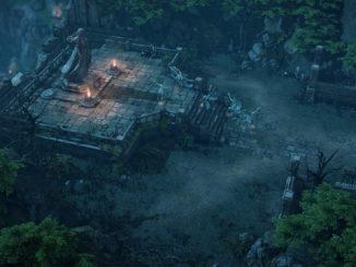 Lost Ark Памятник