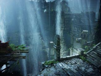 Lost Ark Руины Морайи свет