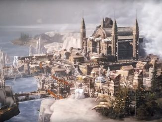 Lost Ark пристань города