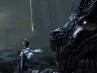 Astellia дракон