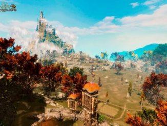 Astellia замок