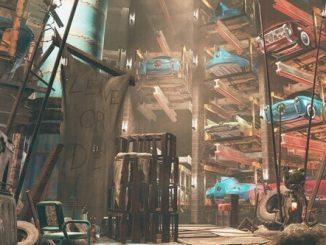 Fallout 76 Подземка Ватоги