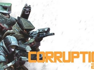 Corruption 2029 обложка
