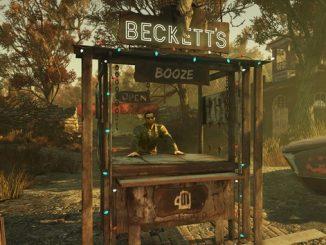 Fallout 76 союзники