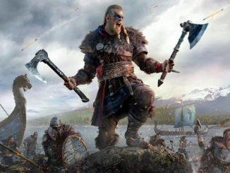 Assassins Creed Valhalla викинг
