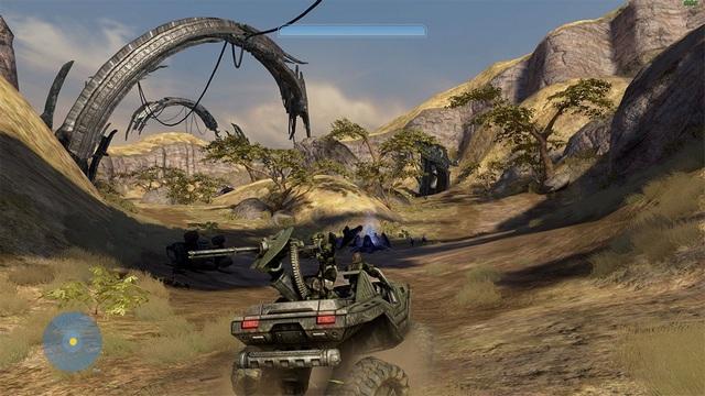 Halo 3 машина