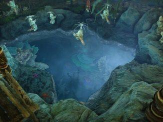 BDO пещера Крионии