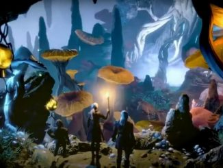 Baldurs Gate 3 грибы