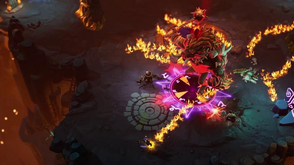 Torchlight III монстр