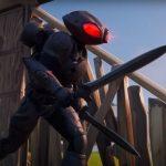 Fortnite: Аквамен и Черная манта прибыли