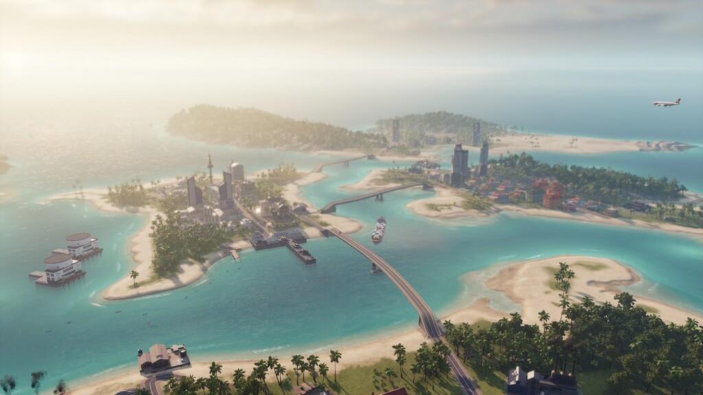 Tropico 6 море