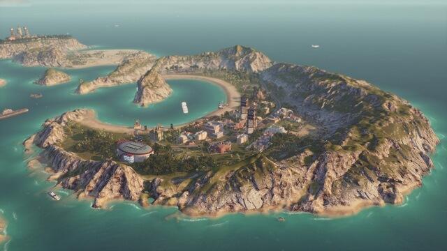 Tropico 6 остров
