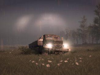 Spintires грузовик