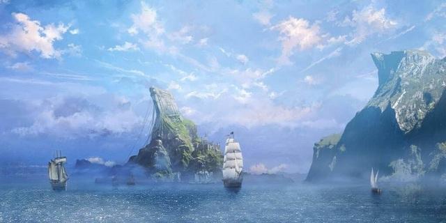 ArcheAge 2 море