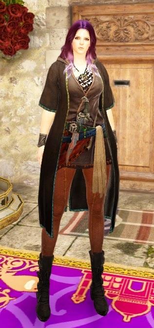 костюм Эль -  Силы