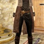 Black Desert: костюмы от Черного духа