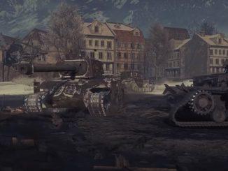 World of Tanks стальной охотник