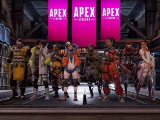 Apex Legends герои