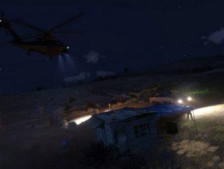 Arma 3 вертолет
