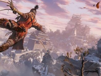 Sekiro: Shadows Die Twice полет