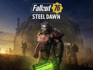 Fallout 76 стальной рассвет