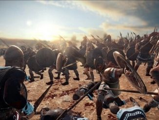 Total War Saga Troy бой