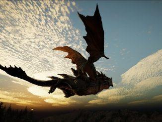 Crimson Desert дракон
