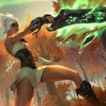 Legends of Runeterra: обновление «Космическое творчество» добавило 3 героев