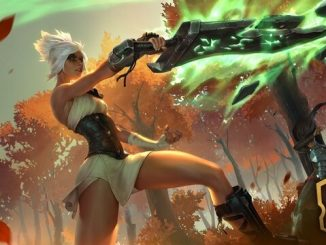 Legends of Runeterra Ривен
