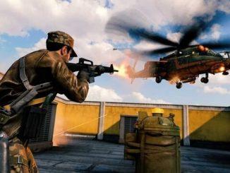 Call Of Duty Black Ops Cold War вертолет взлет