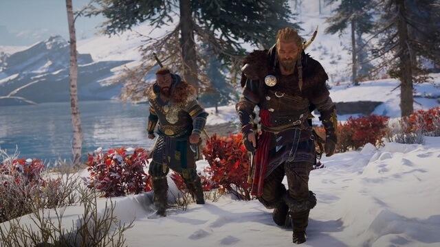 Assassins Creed Valhalla Эйвор