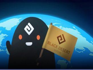 BDO черный дух и земной шар