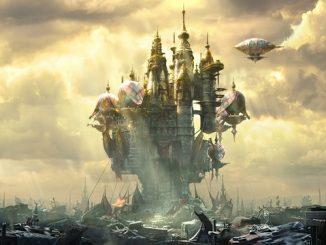 Final Fantasy XIV город