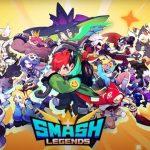 Smash Legends: MMO файтинг уже появился в некоторых регионах