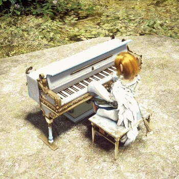 Флочестра фортепиано