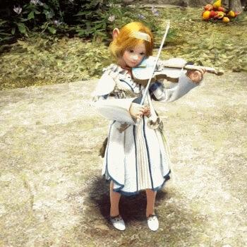 Флочестра скрипка