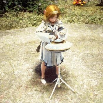 Флочестра ручной барабан
