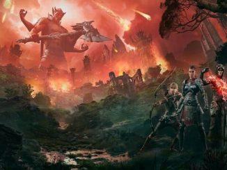 The Elder Scrolls Online черный лес