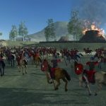 Total War: Rome Remastered уже вышла в новом свете