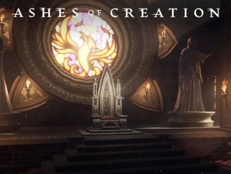 Ashes of Creation зал