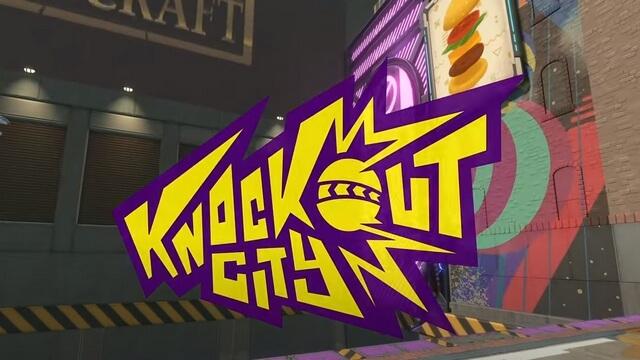 Knockout City обложка