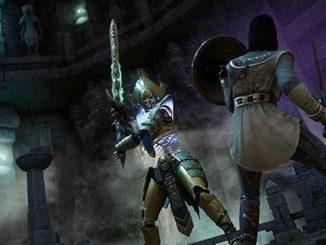 New World меч