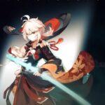 Класс Каэдэхара Кадзуха приходит в Genshin Impact