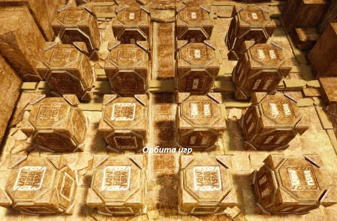 узор куба 3