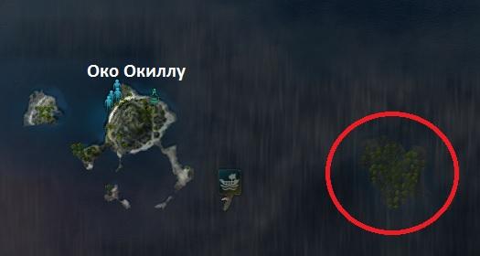 остров пиратов Прыгучей рыбы