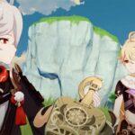 В Genshin Impact новый класс и открыт последний остров